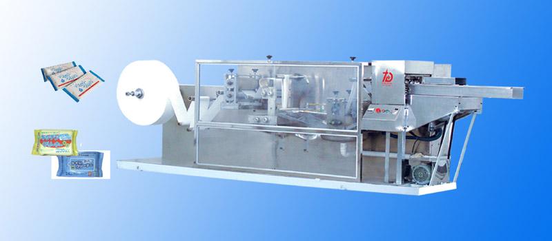 Automatic Wet Wipe / Tissue Folding Machine 1