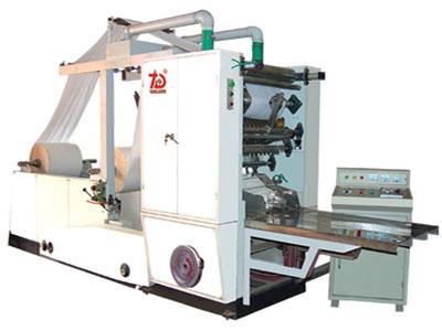 Box-Type Facial Tissue Making Machine 1