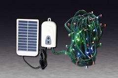 solar christmas string light