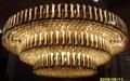 Crystal ceiling lamp 1