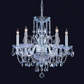 Antique Crystal Lighting 1 2
