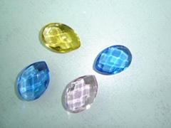 crystal pear,crystal prisms