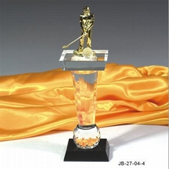 crystal trophies,crystal awards