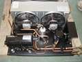R22 Condensing Units for cooled chiller cold room freezing cabinet