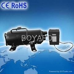 24V DC Compressor for vehicle air