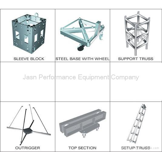 Truss Accessories Clamp Jasntruss China Manufacturer