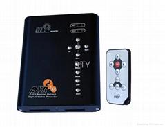 Digital Motion Detect Audio Video Recorder