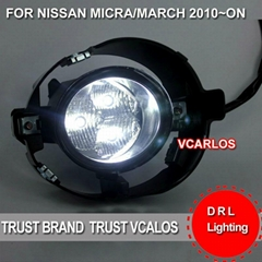 LED Fog Lamp for NISSAN MARCH 2010~ON