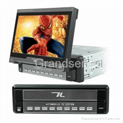 "IN-DASH 7"" TFT COLOUR  Car MONITOR/TV"