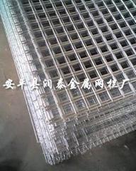 镀锌丝碰焊网