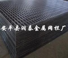 黑铁丝电焊网片