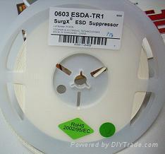 0603ESDA-TR抗静电二极管