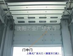 瀋陽工業廠房大門