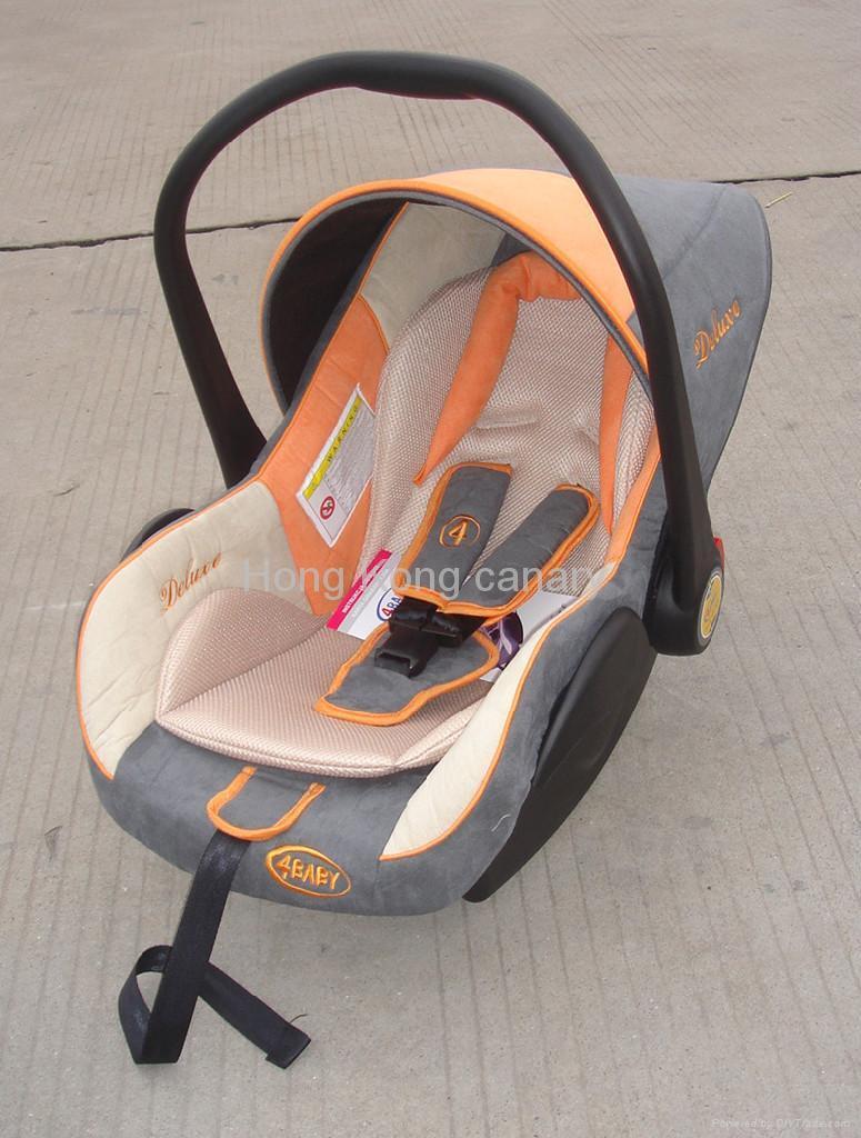 婴儿提蓝式汽车安全座椅 1