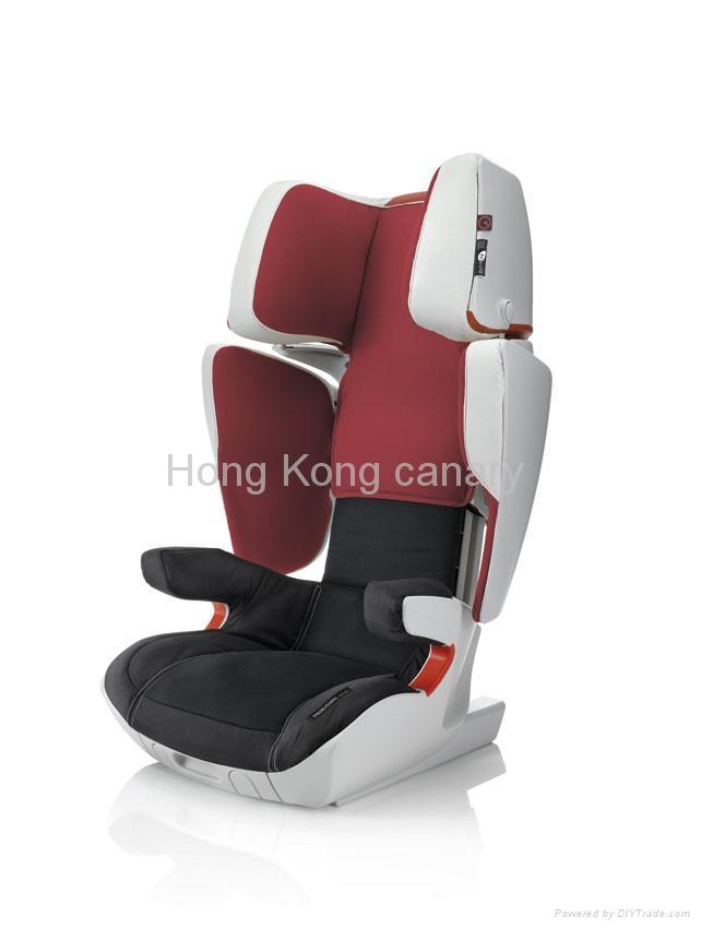 德国CONCORD儿童汽车安全座椅 1