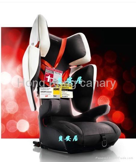 德国CONCORD儿童汽车安全座椅 2