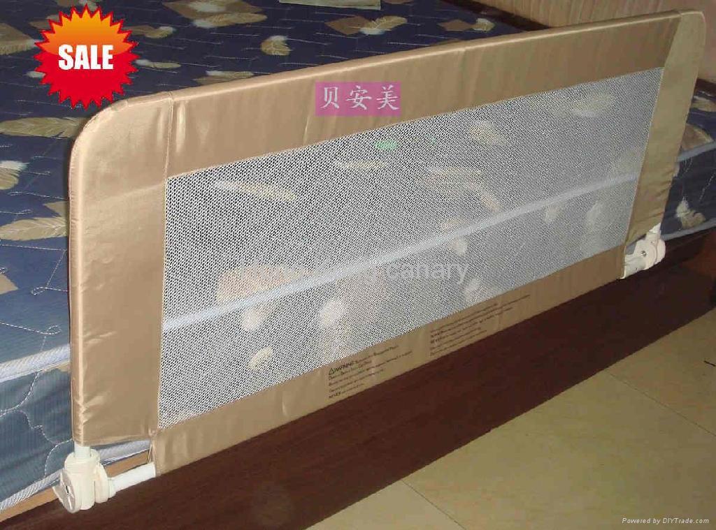 儿童安全床護欄/防止嬰儿跌落床防護欄 1