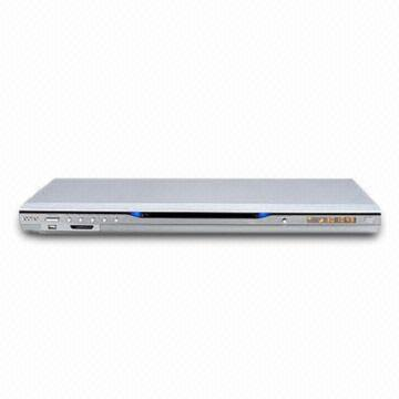 Home DVD Player with Analog 5.1-CH/2.1-CH Audio Output and SCART Connector 1