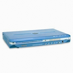 Home DVD Player with Progressive Scan Function