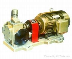 供应YCB型圆弧齿轮油泵