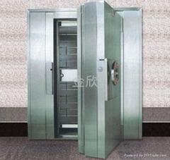 銀行金庫門系列