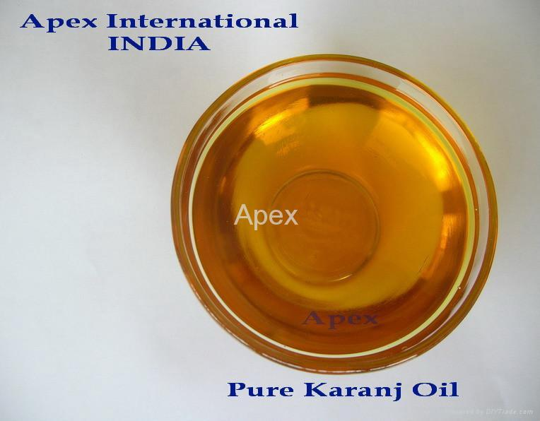 Karanj Oil 1