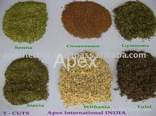 Herbs- T Cut (Tea Bag Cut) 1