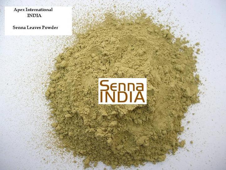 Senna Leaf  Powder , Senna Powder  1