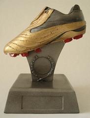 Polyresin Trophy/Award/Promotion/Resinic/Prize/Football/Player/Soccer