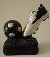 Polyresin Trophy/Award/Promotion/Resinic/Prize/Soccer/Player