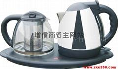套裝電熱水壺
