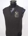 Men's V-neck vest