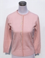 Women's round-neck pullover with