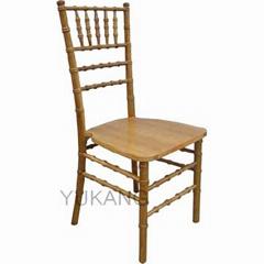 Wooden chiavari chair US Dollar 16.0/PCS  ON SALE