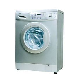 Front loading washing machine 1