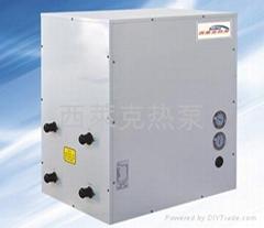 水/地源热泵中央空调