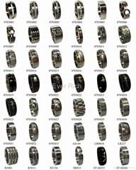 不锈钢戒指
