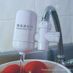 厨房水龙头净水器(精密陶瓷+KDF复合滤芯)