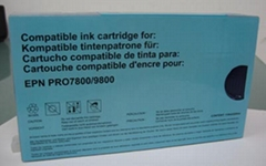 Compatible ink cartridge for EPSON PRO 7800 & pro9800
