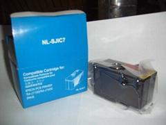 Compatible ink cartridge - EPSON  SJIC6 & SJIC7 for TM-J7100 & TM-J7600