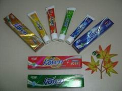 Koyen Crystal toothpaste