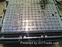 电力电缆球墨铸铁井盖厂家价格销售