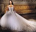 Formal wedding dress
