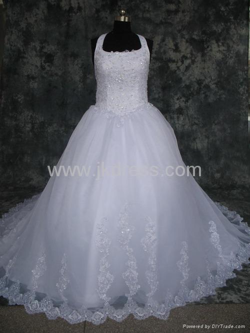 Formal wedding dress 2