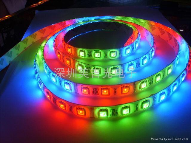 5050 LED FPC软板灯 LED灯条 5