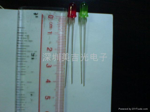 LED 加长脚 41MM  发光二极管 1