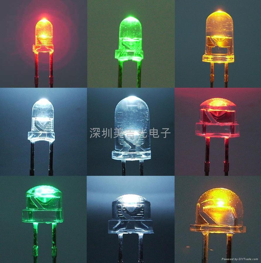 LED 发光二极管 全系列型号 1