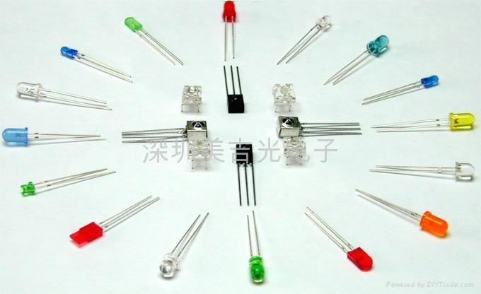LED 发光二极管 全系列型号 3