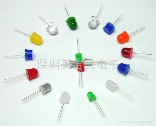 LED 发光二极管 全系列型号 4