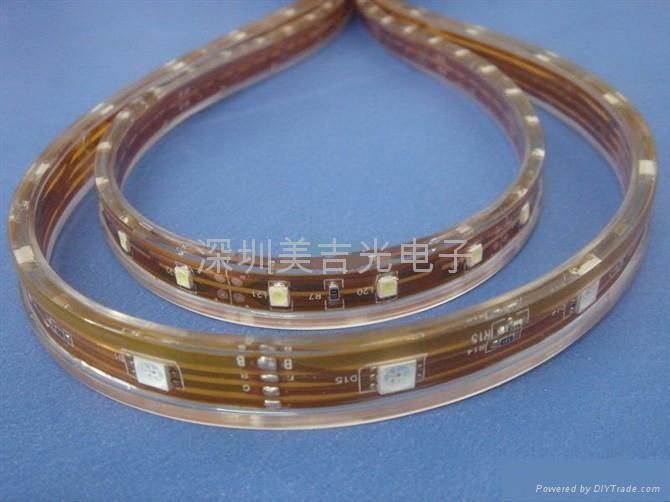 LED SMD PVC 软条灯 3